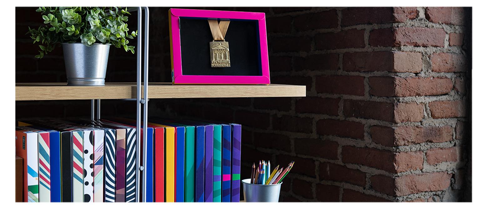 Medal Book - medal display - der richtige Platz für Deine Erfolge