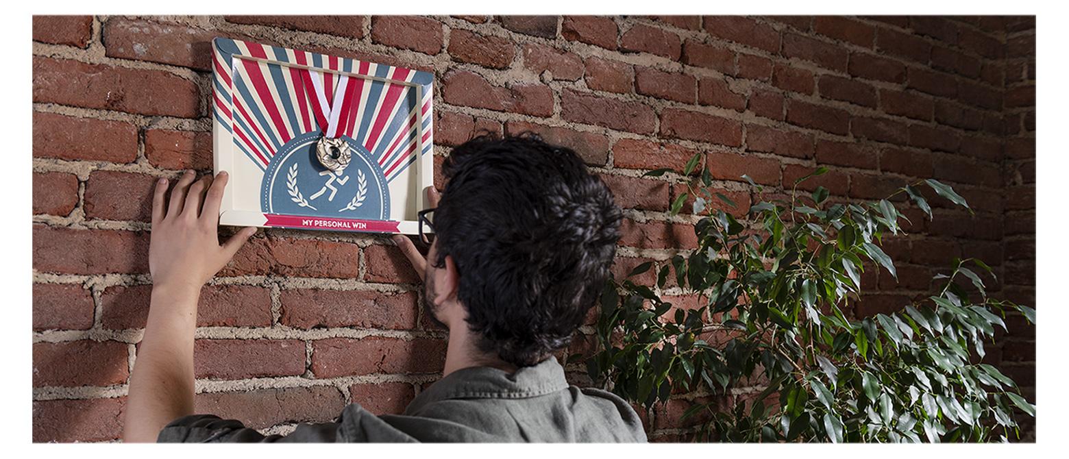 Medal Book - Medal Display - Gib Deinen Erfolgen einen Platz