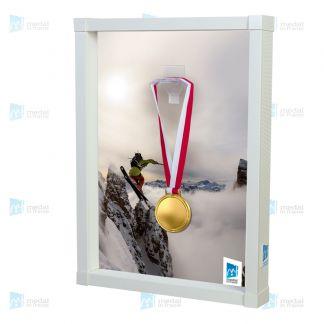 medal in frame® SKI