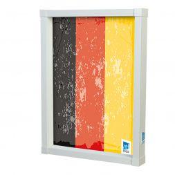 Backboard Flag Belgium