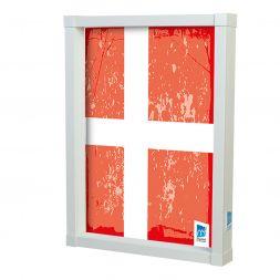 Backboard Flag Danmark