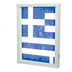 Backboard Flag Greece
