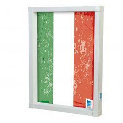 Backboard Flag Italy