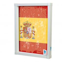 Backboard Flag Spain