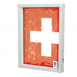 Backboard Flag Switzerland