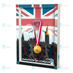 Marathon in London 2018
