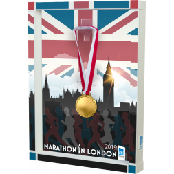 Marathon in London 2019