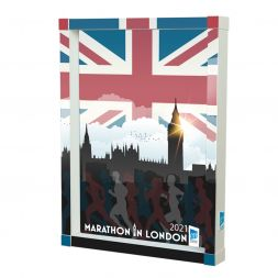 Marathon in London 2021
