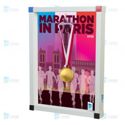 Marathon in Paris 2019