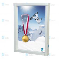 medal in frame® SNOWBOARD FLIP