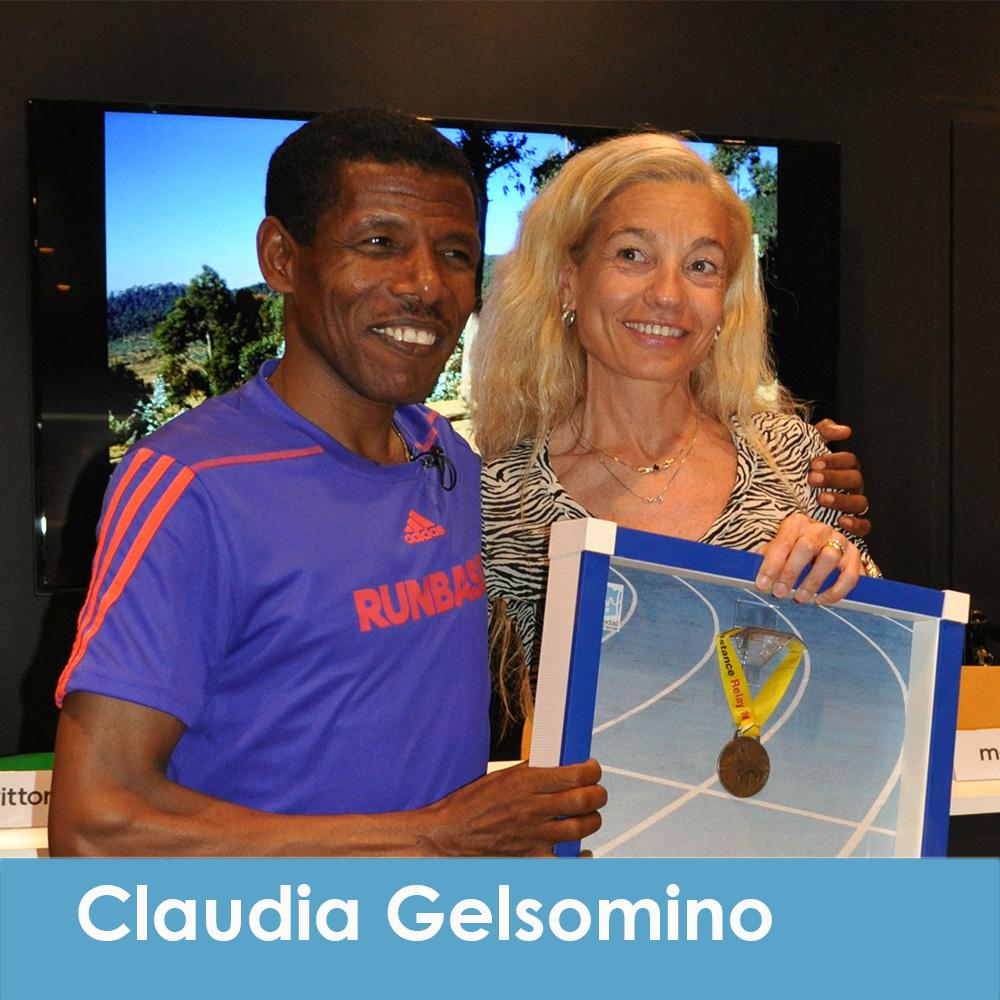 Claudia Gelsomino