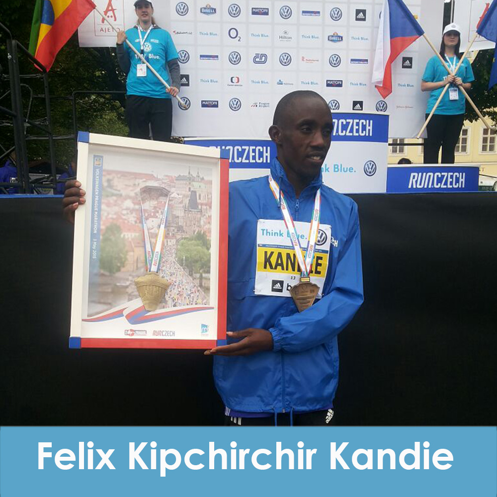 Felix Kipchirchir Kandie