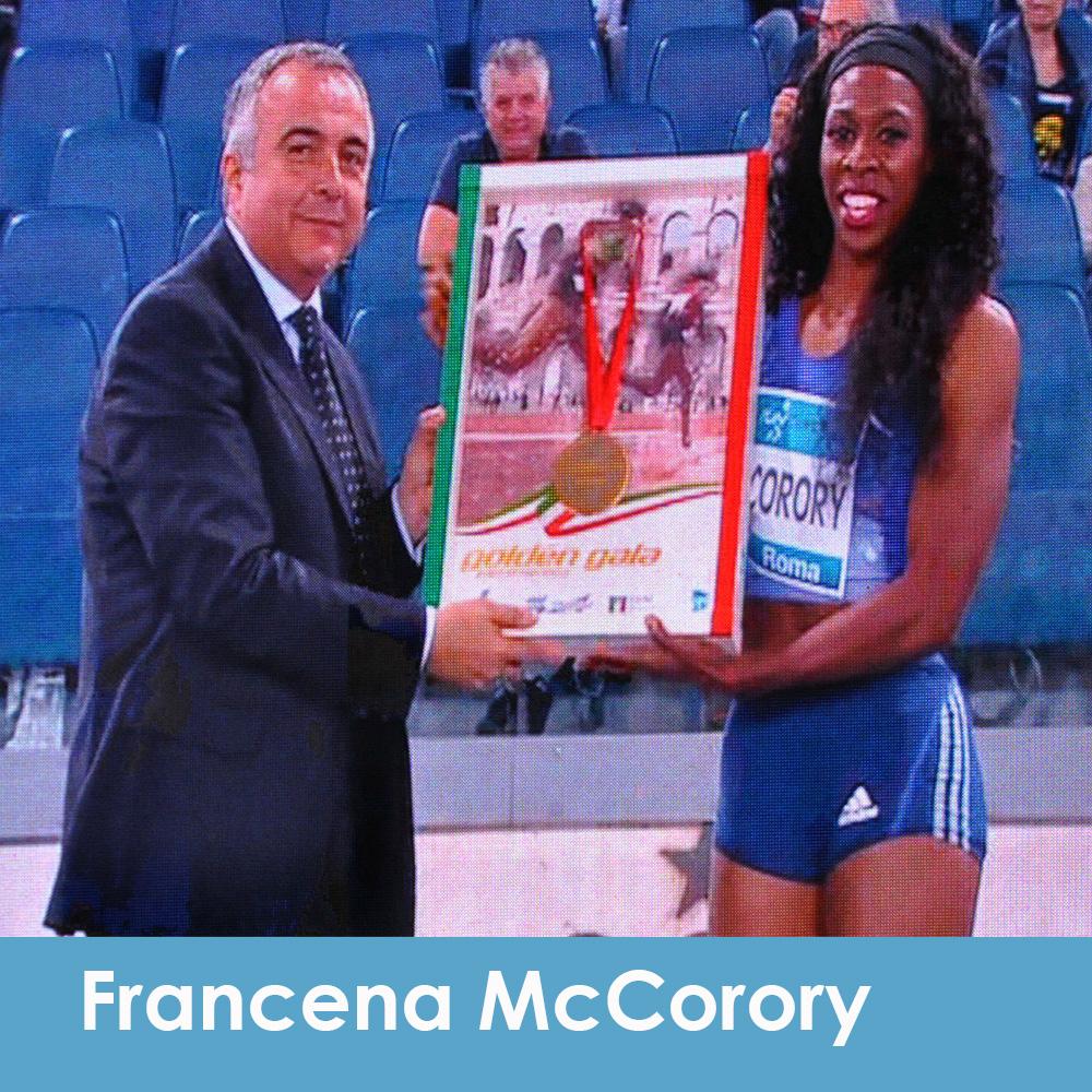 Francenca McCorory