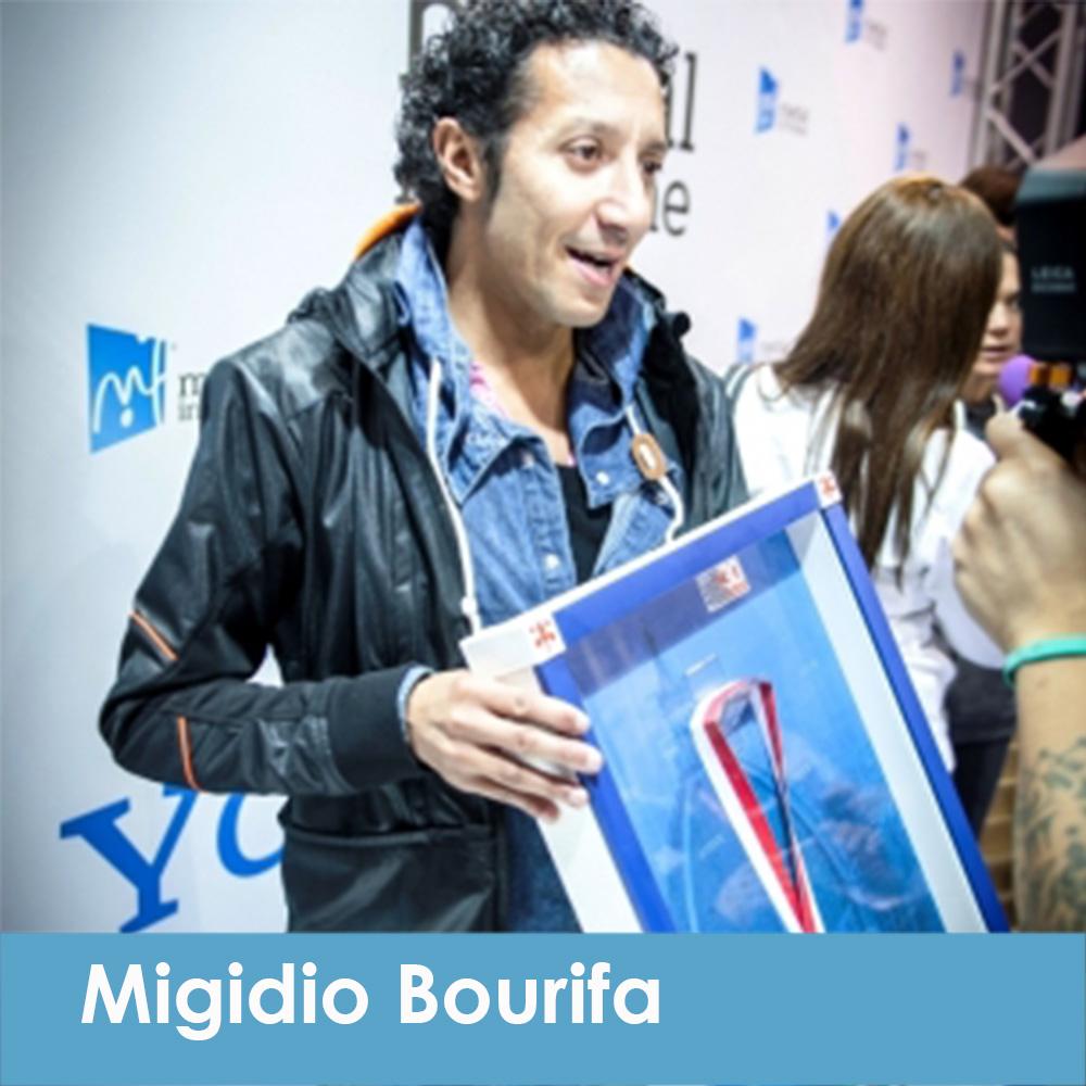 Migidio Bourifa