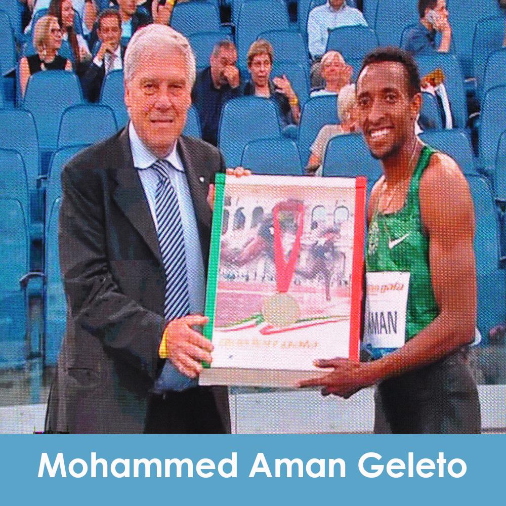 Mohammed Aman Geleto