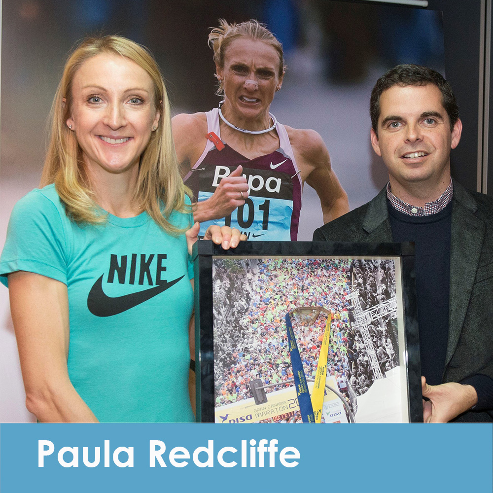 Paula Redcliffe