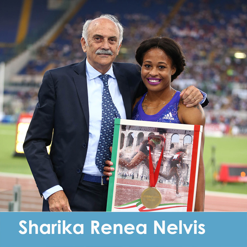 Sharika Renea Nelvis