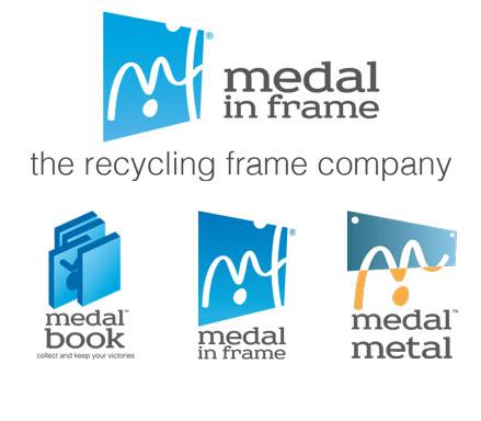 portfolio Medal in Frame®