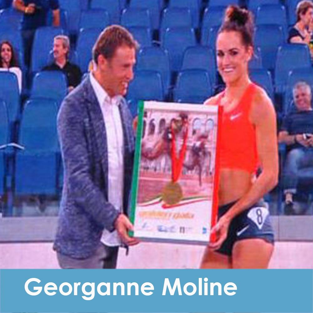 Georganne Moline