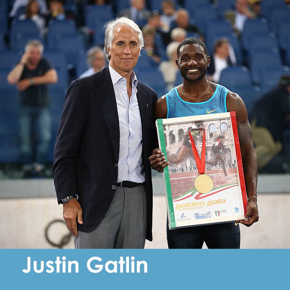 Justin Gatlin