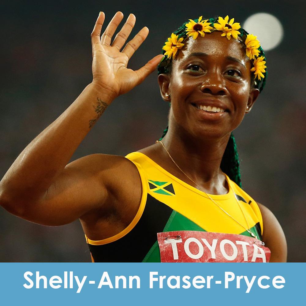 Shelly-Ann Fraser-Pryce