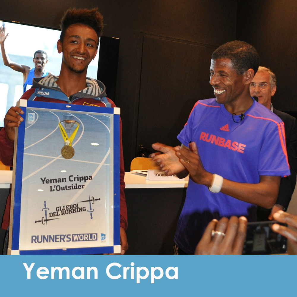 Yeman Crippa