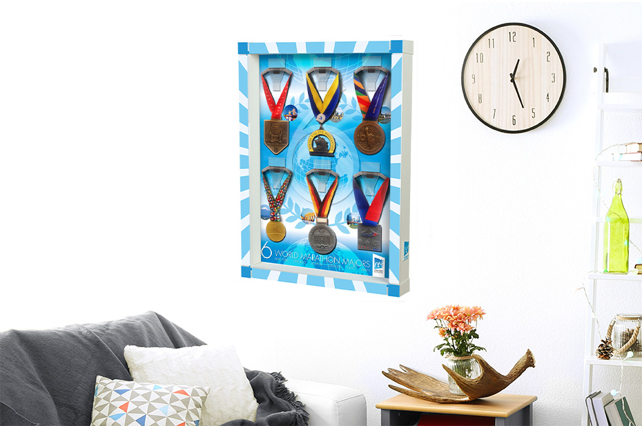 Medal in Frame Classic
